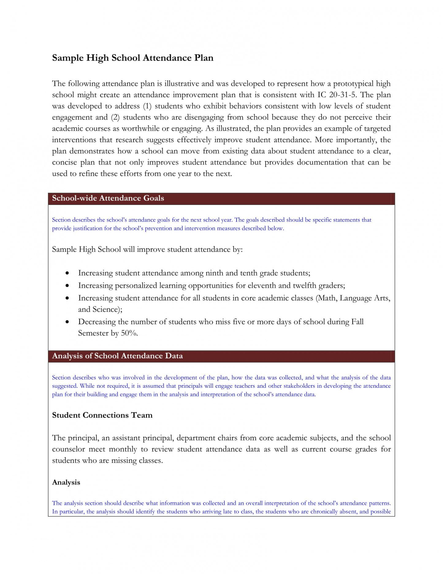 9+ student attendance contract template examples  pdf  examples student attendance contract template