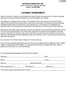 babysitting contract template  underfontanacountryinn babysitting contract agreement