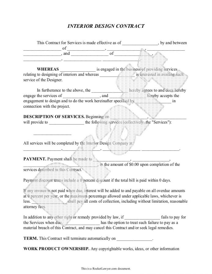 Contract Template Business Contract Template All Form Templates Cctv