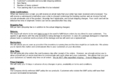 drop shipping contract template drop shipping contract template