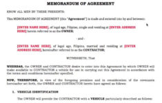 grab/uber driver contract template for ph drivers 2017 youtube taxi driver contract agreement
