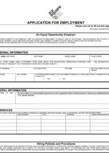 here the 50 free employment / job application form templates printable sessional worker contract template