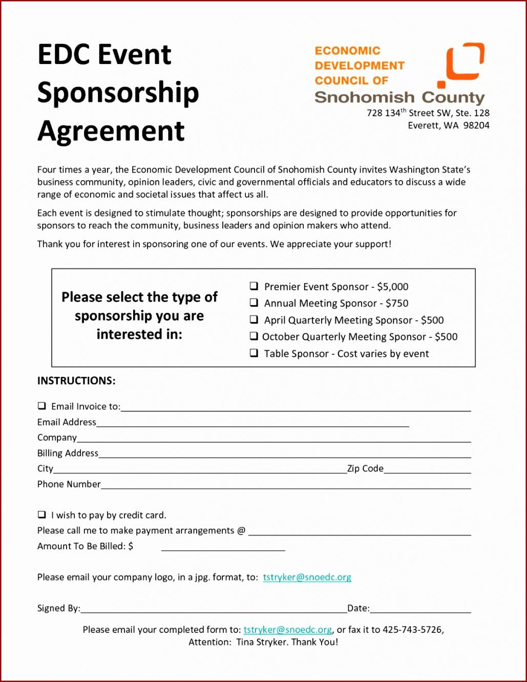 here the ideas for event sponsorship agreement template of your example event sponsorship agreement sample