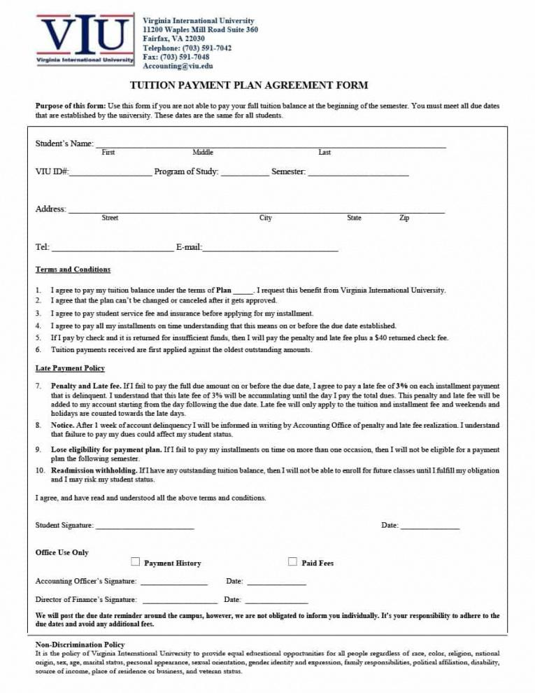 here the payment agreement  40 templates & contracts  template lab installment payment plan agreement template