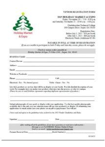here the vendor application  forms / contracts    vendor events vendor booth contract template