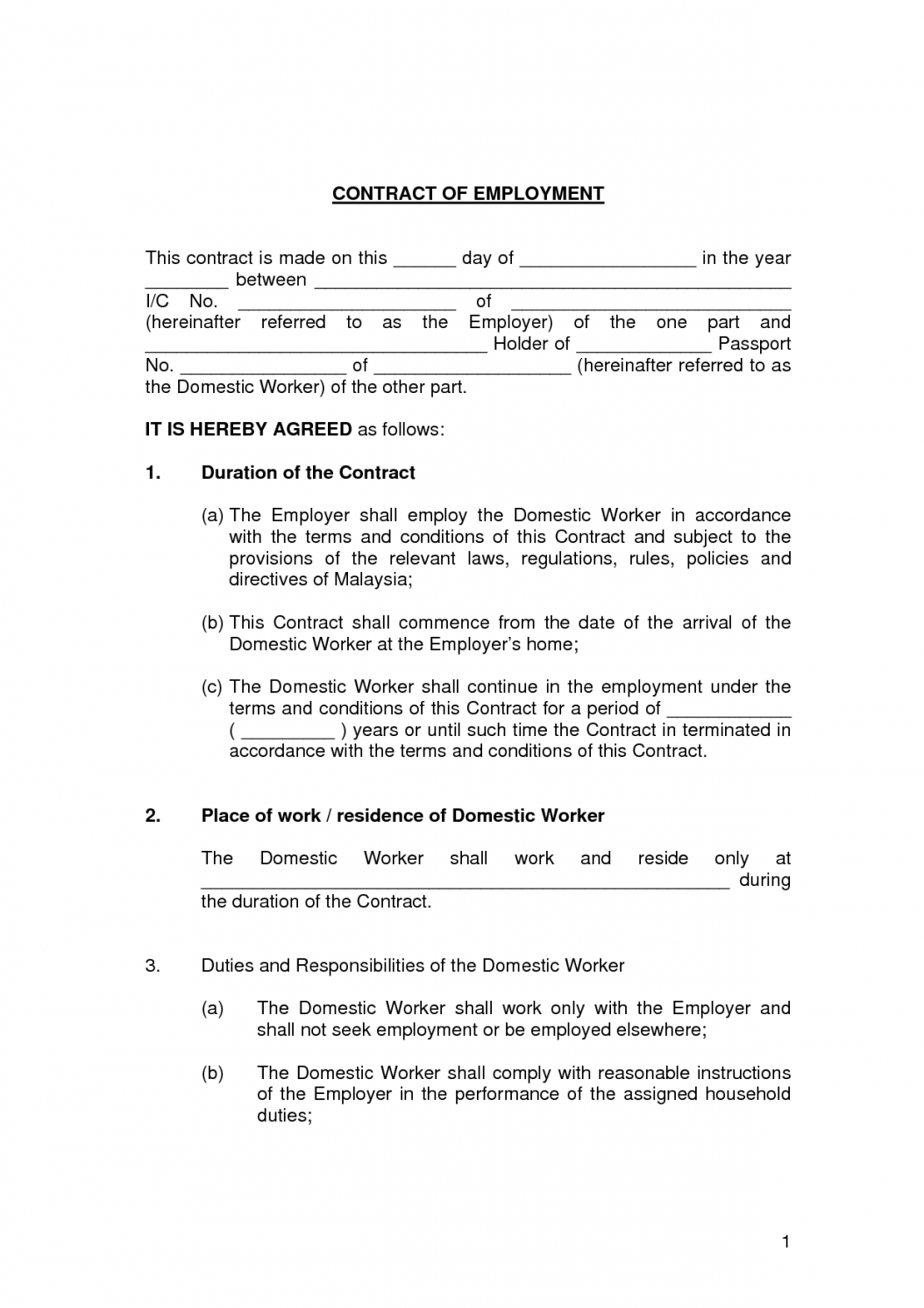 here the working contract  elitamydearestco casual worker contract template