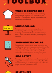 our 6 agreements every music professional should have in their toolbox vocalist contract template