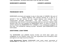 our corporate loan contract sample  private loan agreement template student loan contract template