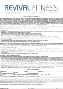 our fitness contract agreement  antalexpolicenciaslatamco gym membership contract agreement