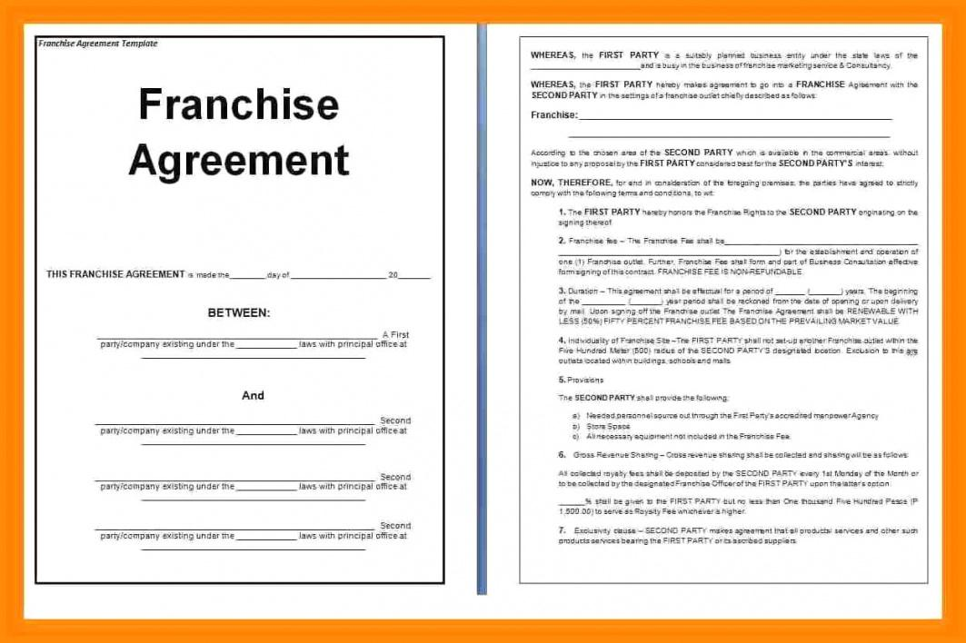our franchise agreement sample  hashtag bg franchise agreement sample for bakery