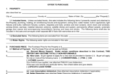 our real estate purchase agreement form sample image gallery  imggrid home ownership contract template
