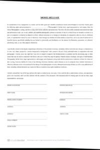 our why you should have a photo release form template aerial photography contract template