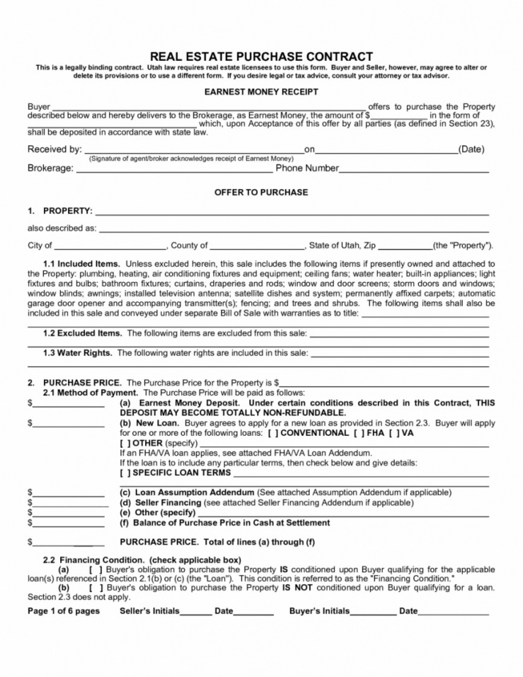 this is the 019 template ideas home purchase agreement unique real estate buyout home offer contract template