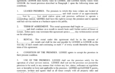 this is the booth rental agreement (hair salon)  relaxed  salons, salon booth hair stylist contract agreement sample