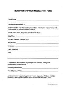 this is the free child care forms to make starting your daycare even easier short term childminding contract template