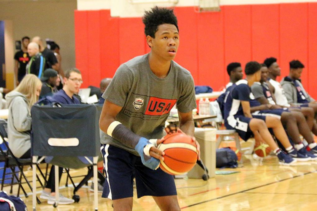 this is the meet anfernee simons, who will enter the 2018 nba draft through a high school basketball player contract template
