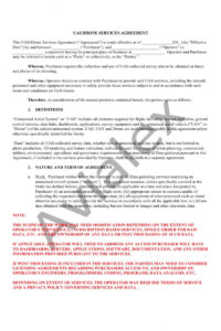 this is the post  avialex law group aerial photography contract template