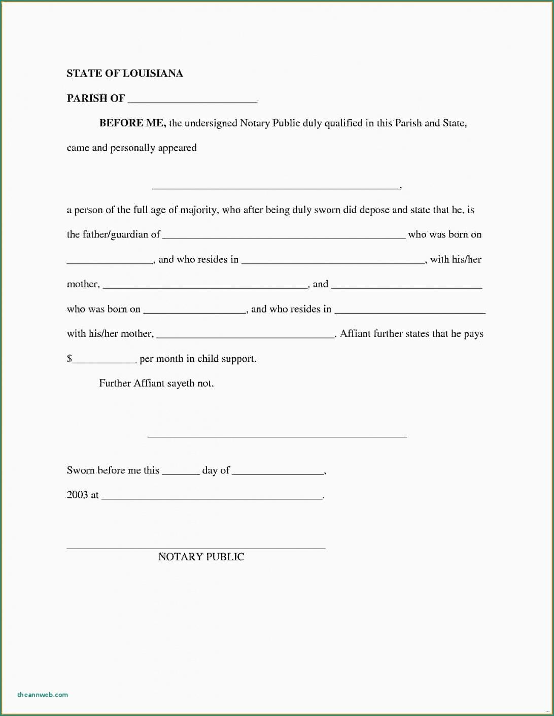 this is the sample of a notarized document example letter format unique child notarized child custody agreement sample