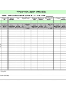 40 printable vehicle maintenance log templates ᐅ template lab vehicle service reminder letter template pdf