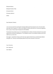 bunch ideas of school governor resignation letter sample resignation governor resignation letter template doc