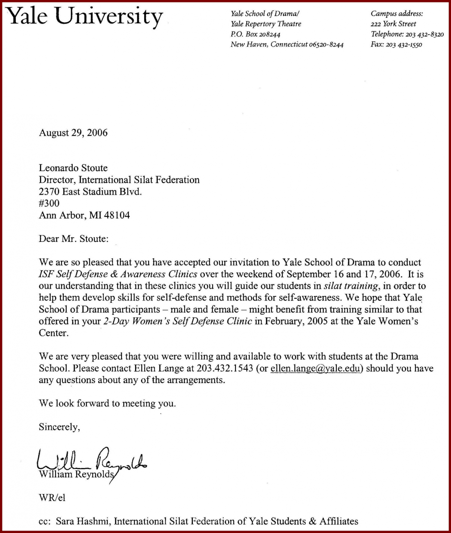 Free College Scholarship Recommendation Letter Template ...