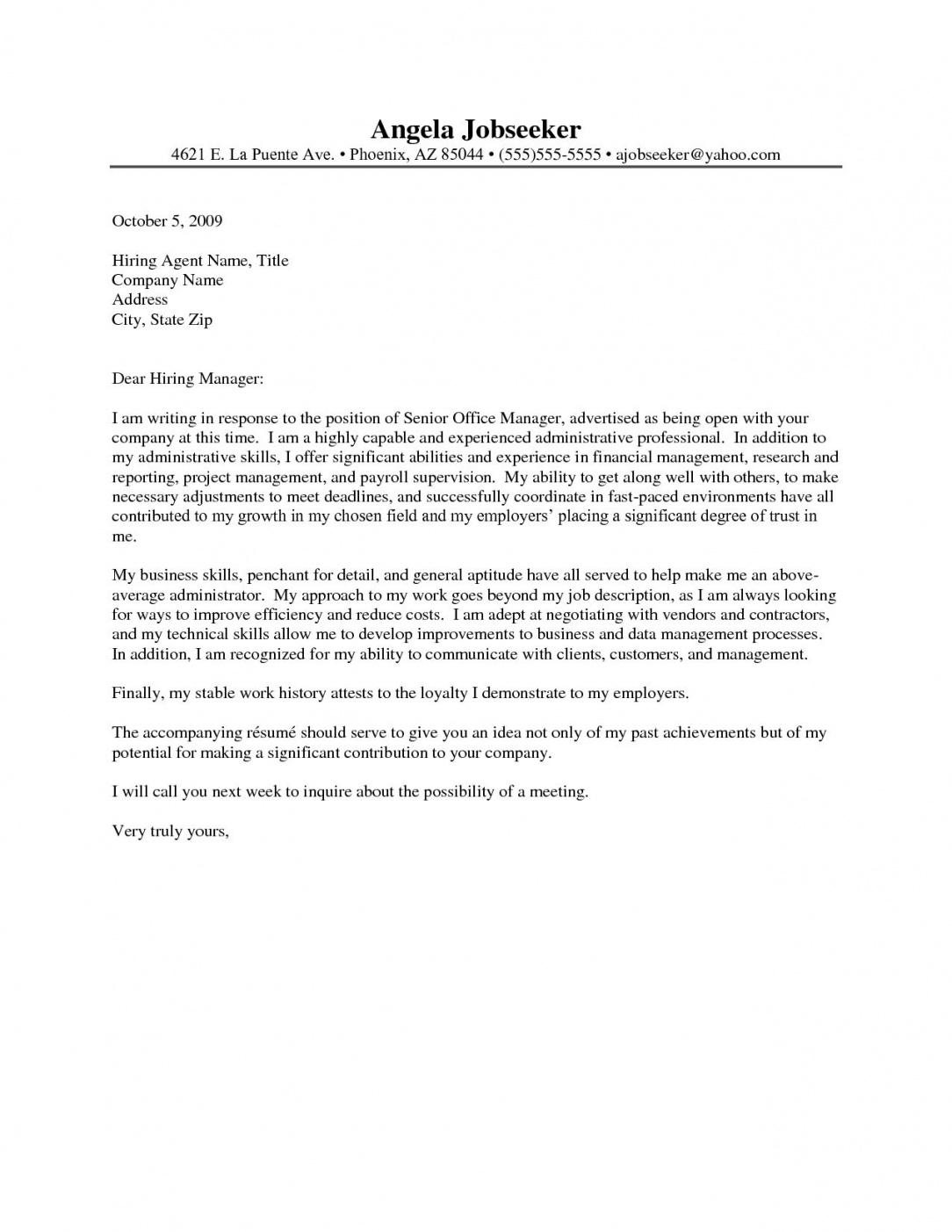 free cover letter template office assistant  cover letter template office assistant cover letter template doc