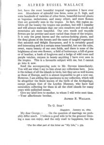 free marchant, james ed 1916 alfred russel wallace letters and opticians recall letter template doc
