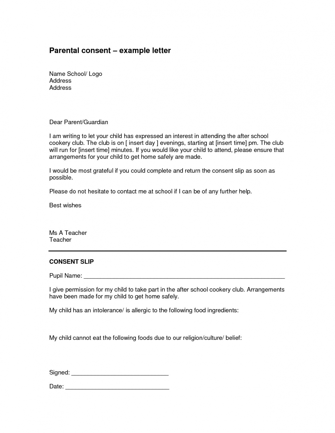 free new letter template giving permission  fundapetco shooting permission letter template pdf