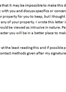"free small acre hunting: writing a ""can i hunt letter"" hunting permission letter template sample"