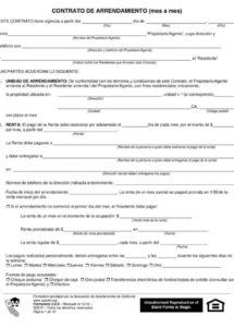 Our Free Illinois Monthly Lease Agreement Pdf Template Free