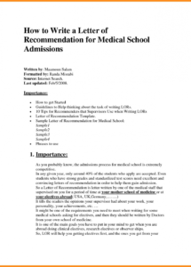 printable medical school journey archives  lorisaineco valid medical school medical school recommendation letter template doc