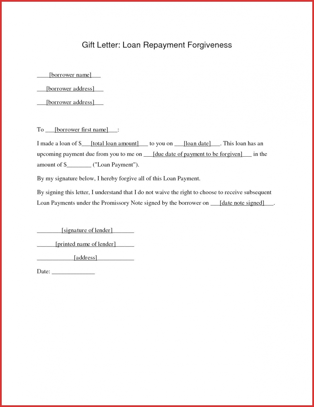 printable template letter debt repayment new personal loan payoff letter debt repayment letter template