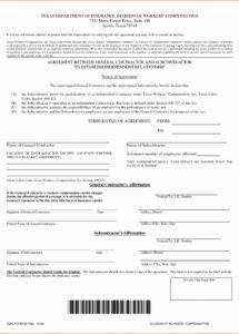 this is the independent contractor agreement form for truck drivers 50 elegant truck driver subcontractor agreement template