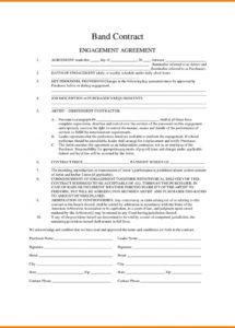 this is the lottery contract template valid band agreement awesome lottery pool band member contract template