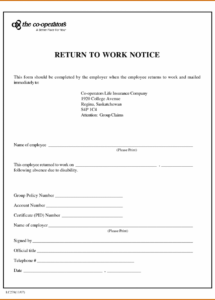 free free phased return to work letter template formal business letter phased return to work letter template doc