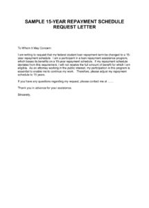 loan forgiveness letter template  todl loan repayment letter template doc