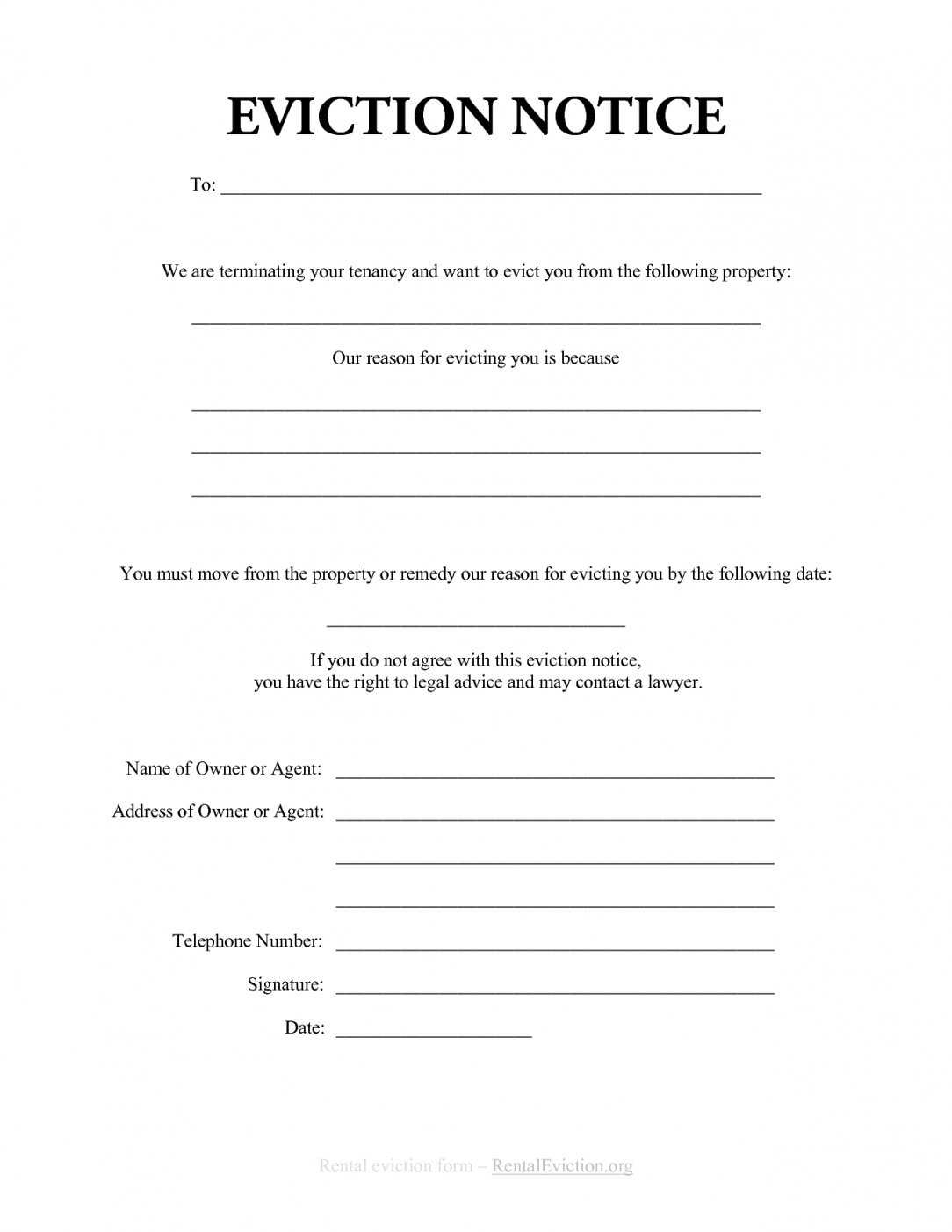 sample eviction letter to family member  sereselpheeco roommate eviction letter template doc