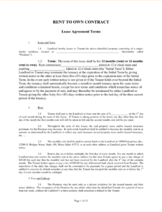 002 rent to own template best ideas car agreement south africa rent to own lease agreement template sample