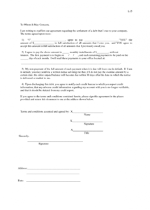 19 images of owe money contract template  netpei money owed agreement template sample