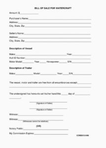 editable 015 template ideas simple bill of sale boat purchase and agreement boat sale and purchase agreement template pdf