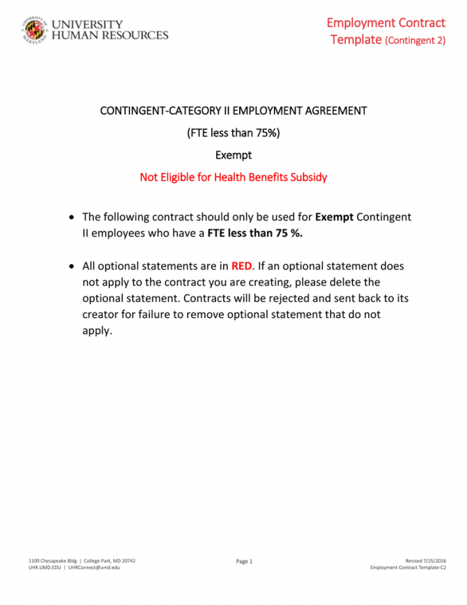 editable employment contract template deferred compensation agreement template sample