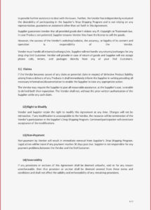 free reseller agreement template beautiful 20 fresh exclusive agreement product reseller agreement template