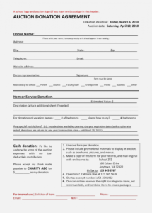 printable is charitable donation  invoice and resume template ideas charitable donation agreement template pdf