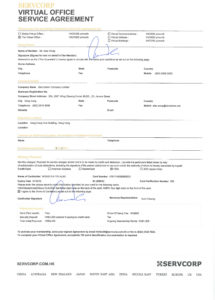 printable sino daren co ltd  form s1/a  ex104  exhibit 104 virtual virtual office agreement template example