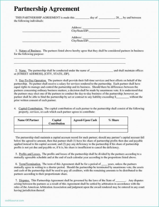 editable new non profit partnership agreement template  models form nonprofit collaboration agreement template sample