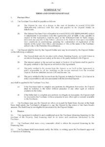 real estate agreement template   100 salary reduction leaseback agreement template pdf