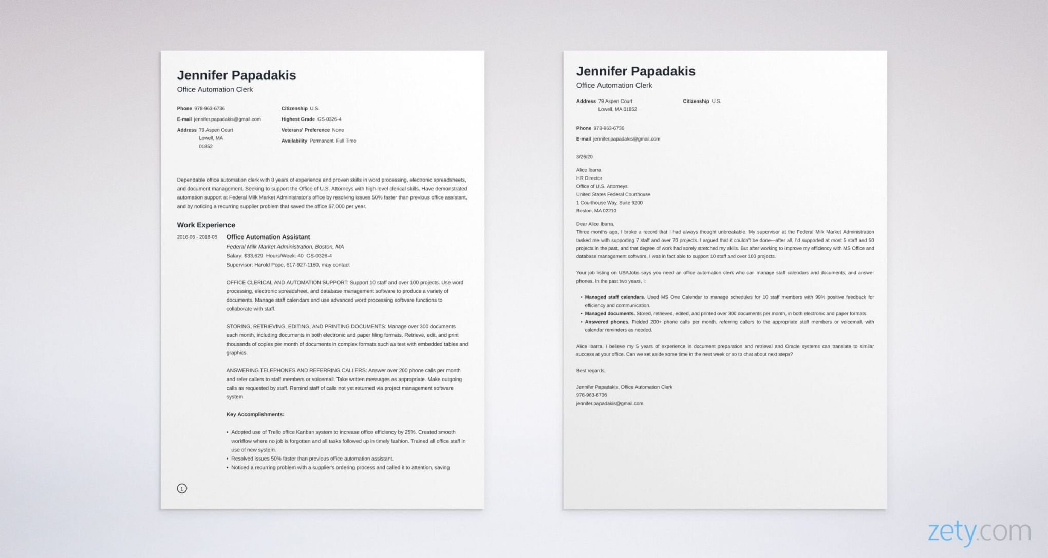 federal cover letter samples & guide for government jobs federal resume cover letter template pdf