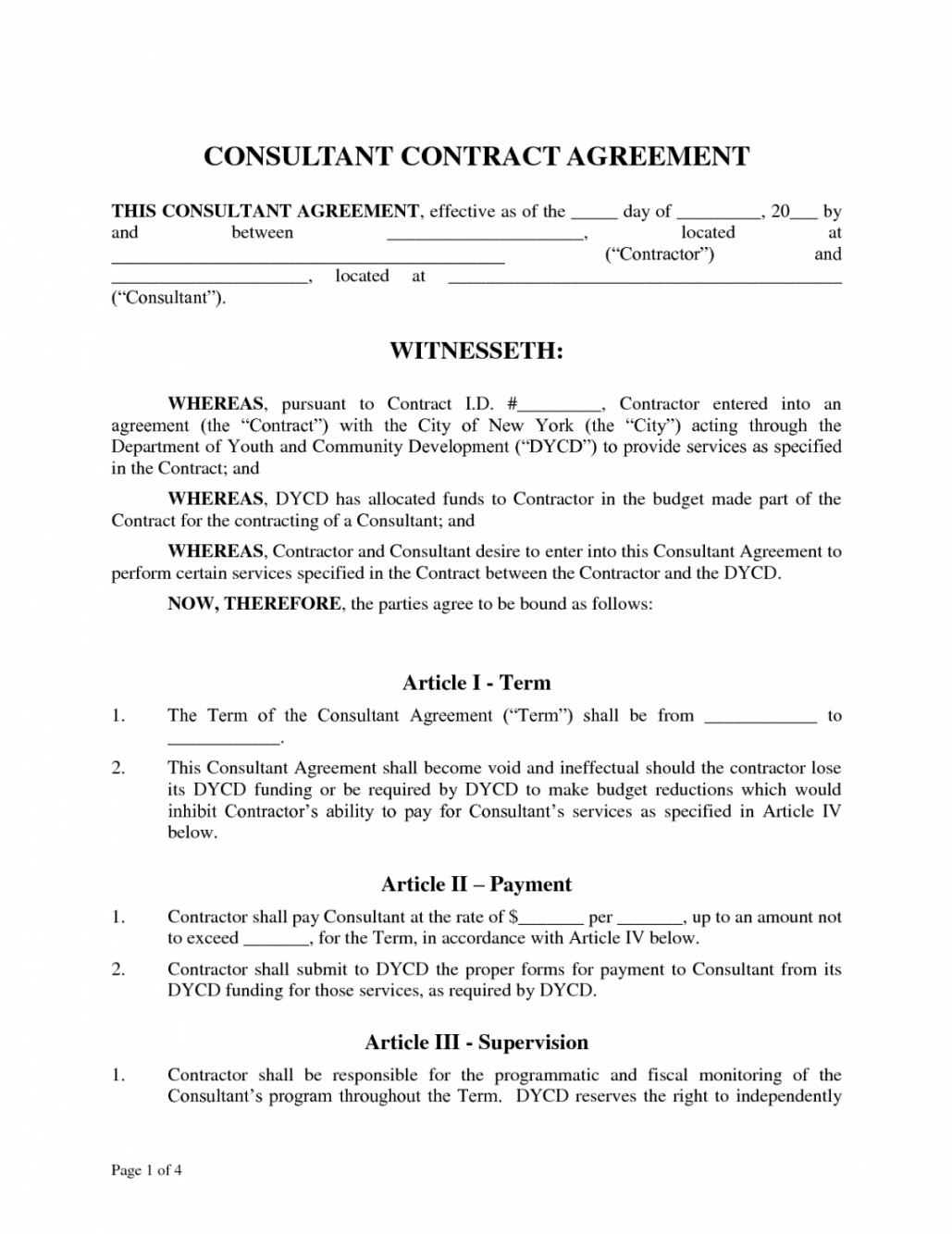 free marketing consultant agreement pdf  contract template  bonsai marketing consulting agreement template