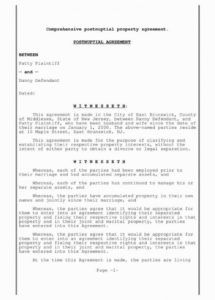 printable inspirational marriage settlement agreement california marital settlement agreement template california pdf