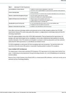 credit card secure architecture for interactive voice credit card security policy template doc